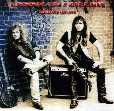 LESSMANN / ZILLER - Glaub Dran - CD Jewelcase