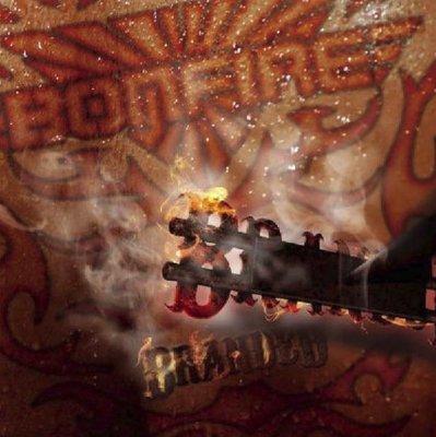 BONFIRE - Branded - CD Jewelcase