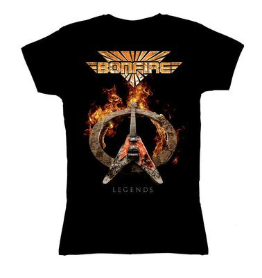 Girlie Shirt BONFIRE