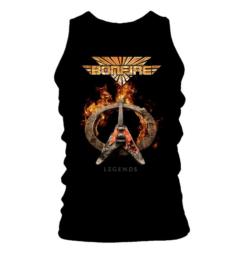 "Girlie Tanktop BONFIRE ""Legends"""