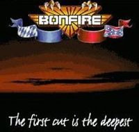 Bonfire – The First Cut Is The Deepest - CD Single