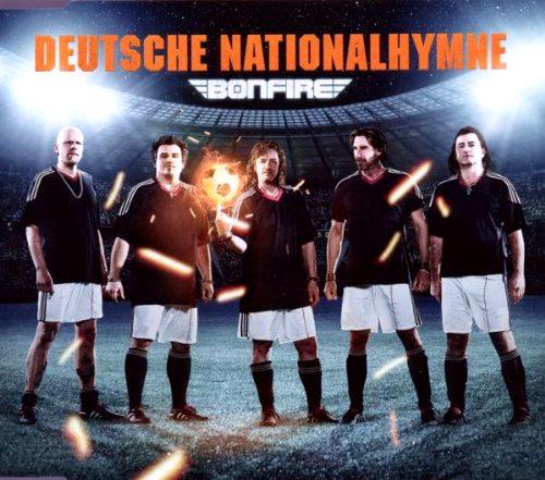 Bonfire – Deutsche Nationalhymne - CD Single