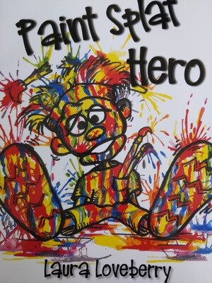 NEW! Paint Splat Hero