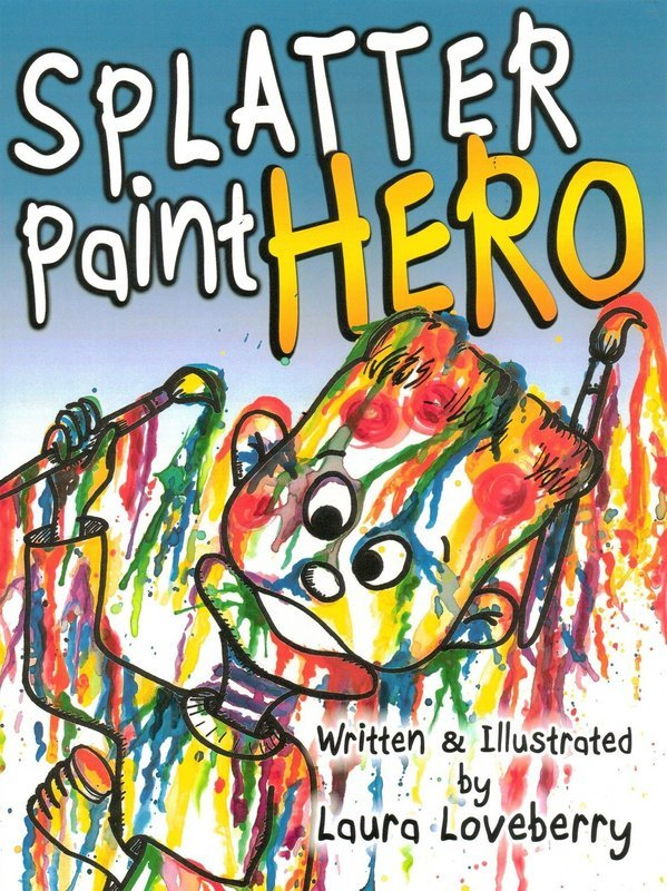 Splatter Paint Hero