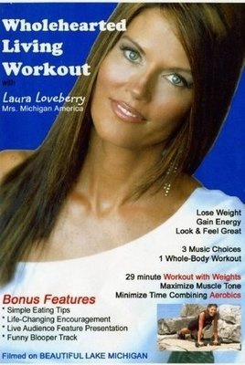 Whole-Hearted Living Workout DVD