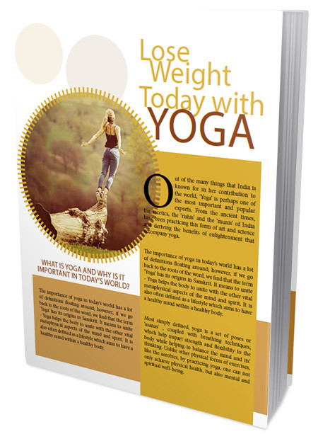Lose Weight Today with Yoga (eBook)