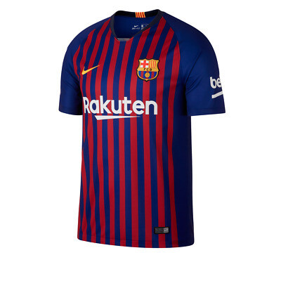 Camisola FC Barcelona Adulto Local 18/19