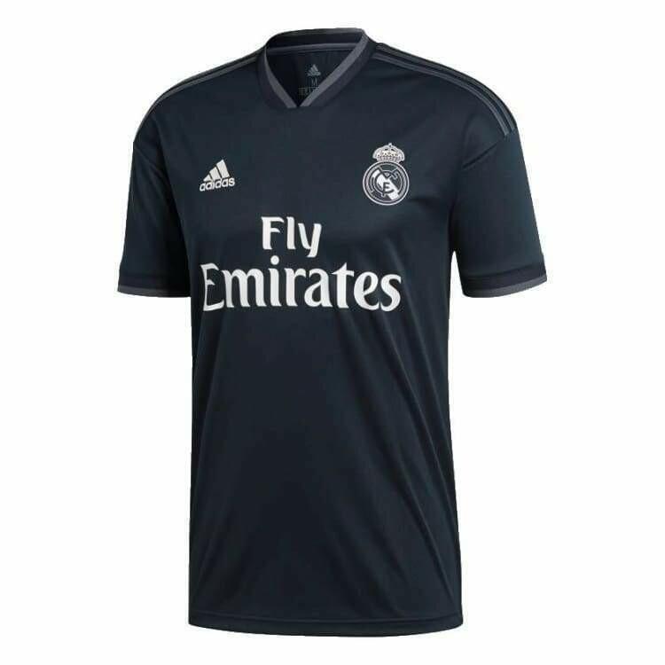 Camisola Real Madrid Niño 18/19 Visita