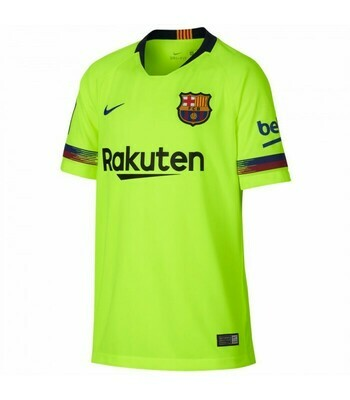 Camisola FC Barcelona Niño Visita 18/19
