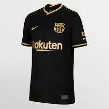 Camisola FC Barcelona Adulto Visita 20/21