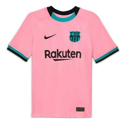 Camisola FC Barcelona Niño 3era. Equip 20/21