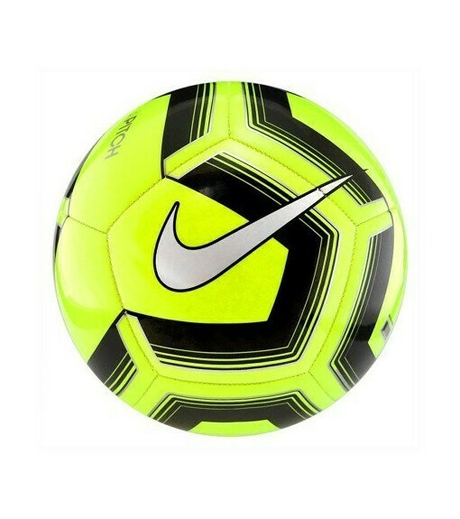 Balón Nike Pitch Train Volt/Black #4