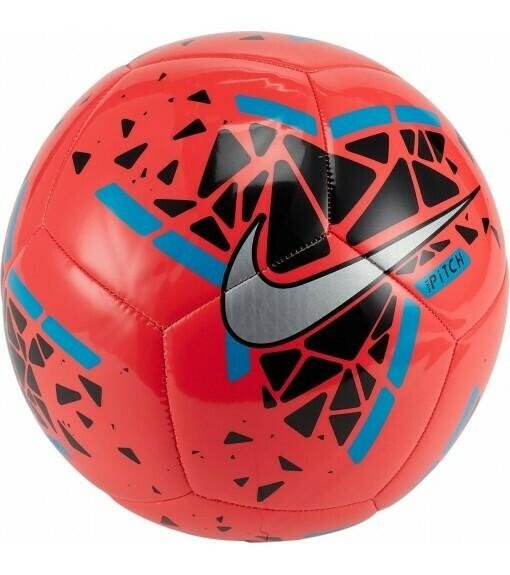 Balón Nike Pitch Cmrson/Black #5