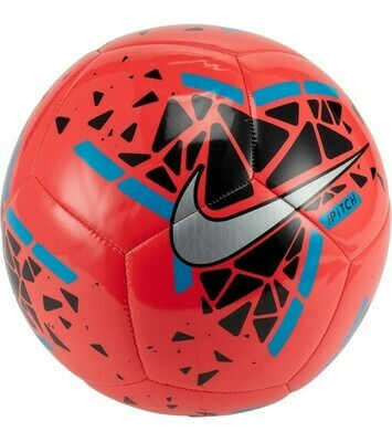 Balón Nike Pitch Cmrson/Blacck #5