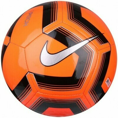 Balón Nike Pitch Train Orange/Black #5