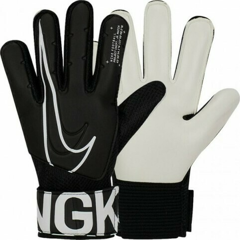 Guantes Nike Match Niño Black/White