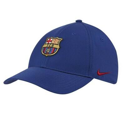 Gorra FC Barcelona Azul