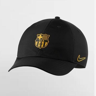 Gorra FC Barcelona Black