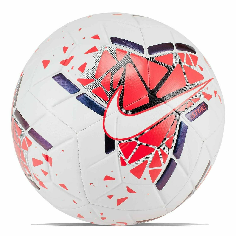 Balón Nike Strike White/Lsr #5