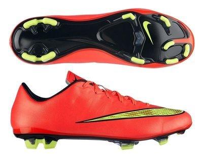 Nike Mercurial Veloce II Adulto FG - Anaranjado