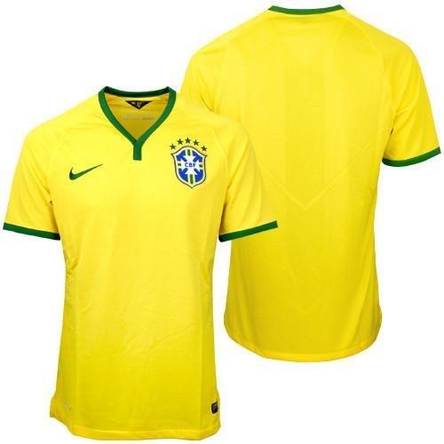 Camisola Brasil Jugador Adulto