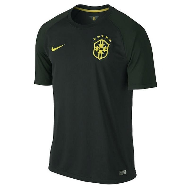 Camisola Brasil 3era. Equipación Adulto
