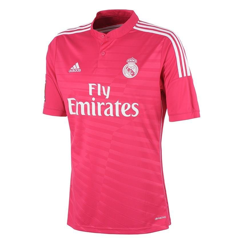Camisola Real Madrid Adulto 14/15 Visita