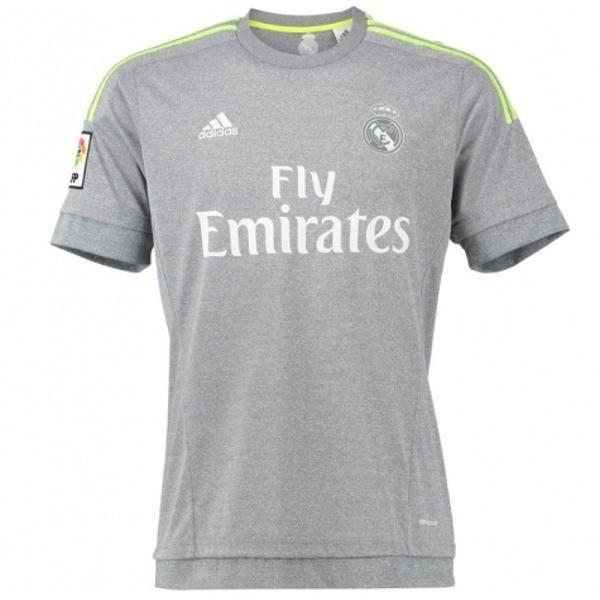 Camisola Real Madrid Adulto 15/16 Visita