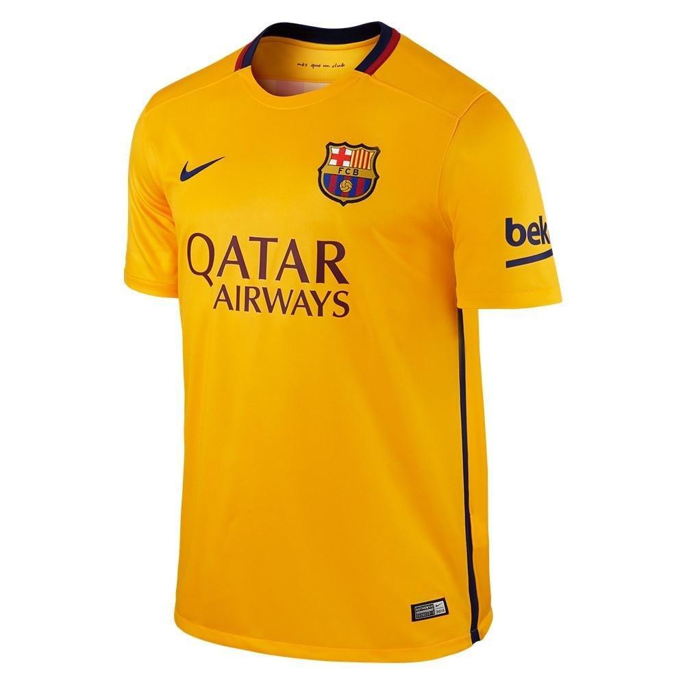 FC Barcelona 15/16 Visita Adulto