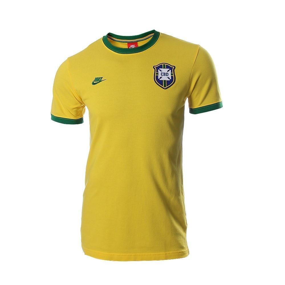 T-Shirt Brasil Retro Adulto