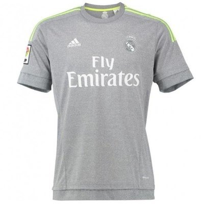 Camisola Real Madrid Adulto 15/16 Visita