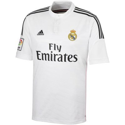 Camisola Real Madrid Local 14/15 Adulto