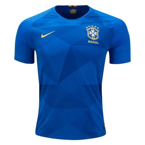 Camisola Brasil Adulto Visita