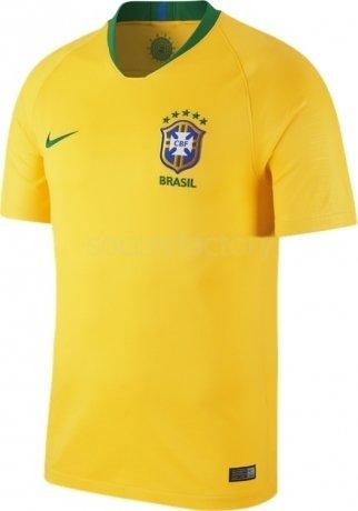 Camisola Brasil Niño Local
