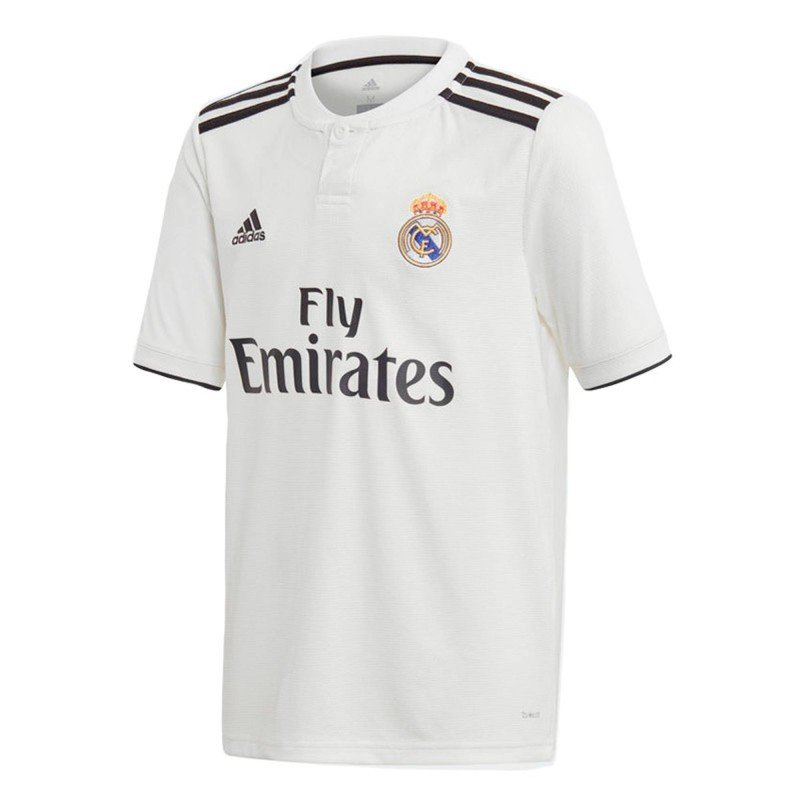 Camisola Real Madrid Local 18/19 Adulto