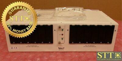009-6212-2100 TELECT 200 AMP DUAL FEED 6/6 CIRCUIT BREAKER PANEL XCWYACFDAA REFURBISHED - 90 DAY WARRANTY