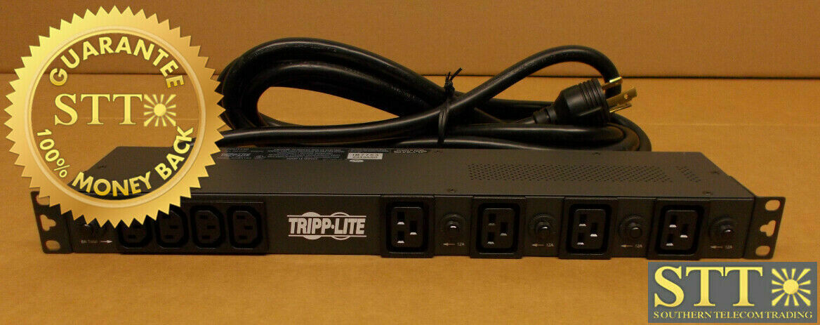 PDU1230 TRIPP-LITE PDU 30 AMP W/ 20 OUTLETS IB7753 NEW - 90 DAY WARRANTY