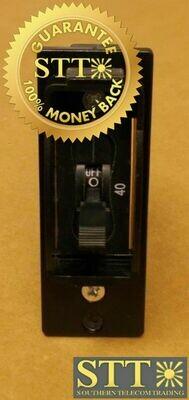 090-0052-0040 TELECT 40 AMP 80V BULLET BREAKER KIT REFURBISHED - 90 DAY WARRANTY
