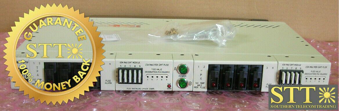 PWX-041RCA4G5YSPHP ADC POWERWORX FUSE PANEL DUAL BUS 100 AMP 5/4 GMT/TPA REFURBISHED - 90 DAY WARRANTY