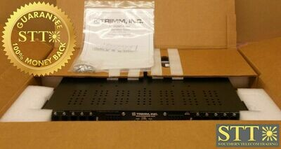 8371101001 TRIMM FUSE PANEL 150 AMP PER BUS 5/5 TPM 5/5 GMT -/+24 - 48VDC NEW - 90 DAY WARRANTY