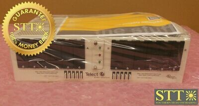350CB06 TELECT TFD FUSE PANEL DUAL FEED 350 AMP PER BUS 6/6 TLS/TPS 5/5 GMT NEW - 90 DAY WARRANTY