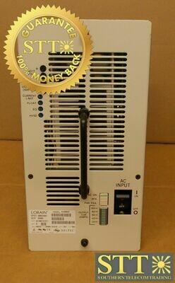 A100B25 LORAIN RECTIFIER MODULE 100 AMP 24VDC SPEC: 486523001 PWDQALA5AA REFURBISHED - 90 DAY WARRANTY