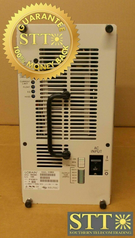 A100B25 LORAIN RECTIFIER MODULE 100 AMP 24VDC SPEC: 486525601 REFURBISHED - 90 DAY WARRANTY