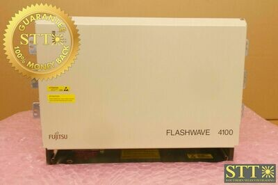 FC9681SFL1 FUJITSU I06 FLASHWAVE 4100 LARGE CHASSIS SBMMKL0ERF REFURBISHED - 90 DAY WARRANTY