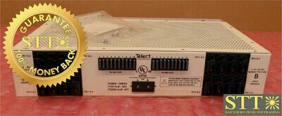 009-8005-0810 TELECT FUSE PANEL 350A DUAL-FEED 8/8-TPA 10/10 GMT XCM1B00BRA REFURBISHED - 90 DAY WARRANTY