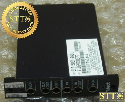 010-9001-0401 TELECT DSX-3/4 DS3 MODULE T3CXACC1AB REFURBISHED - 90 DAY WARRANTY