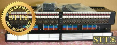 DSX-CEV-56 ADC 56 TERMINATION TOTAL FRONT CROSS CONNECT PANEL 1-28 AB REFURBISHED - 90 DAY WARRANTY