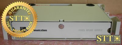 FDM-SB3600 TE / ADC FIBER DISTRIBUTION SPLICE PANEL LGCYAJCCAA NEW - 90 DAY WARRANTY