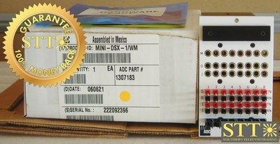 MINI-DSX-1/WM ADC 1.75X19 MINI DSX MODULE T1PXAVU3RA NEW - 90 DAY WARRANTY