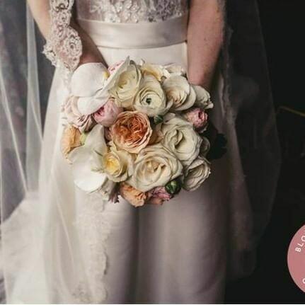 Bruidsboeket Historic Chic